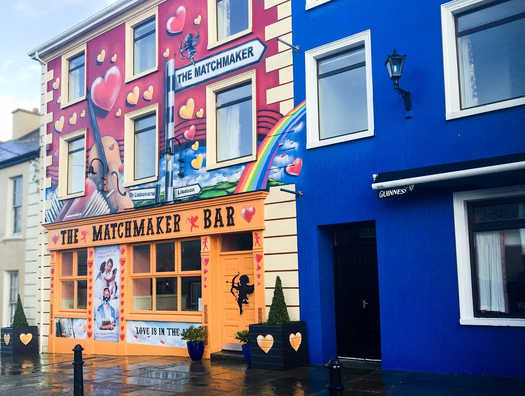 Match Maker Bar in Lisdoonvarna - Cliffs of Moher and Surrounding Attractions in County Clare, Ireland - Christobel Travel