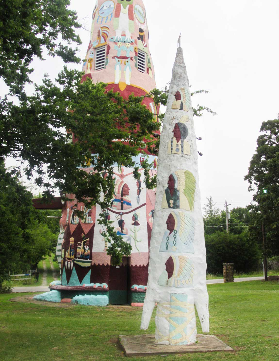 Andy Payne Monument in Foyil - Route 66 Oklahoma: All Towns and Attractions to See - Christobel Travel