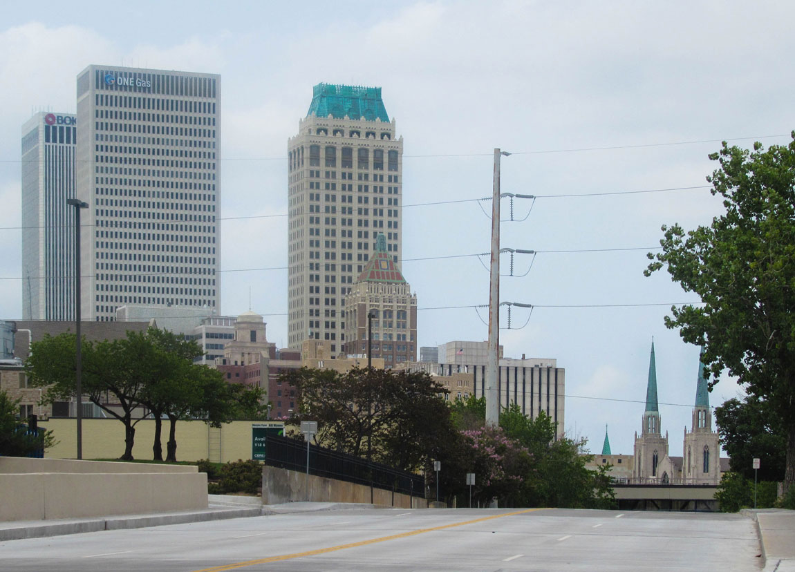 Art Deco Buildings Tulsa - Route 66 Oklahoma: All Towns and Attractions to See - Christobel Travel