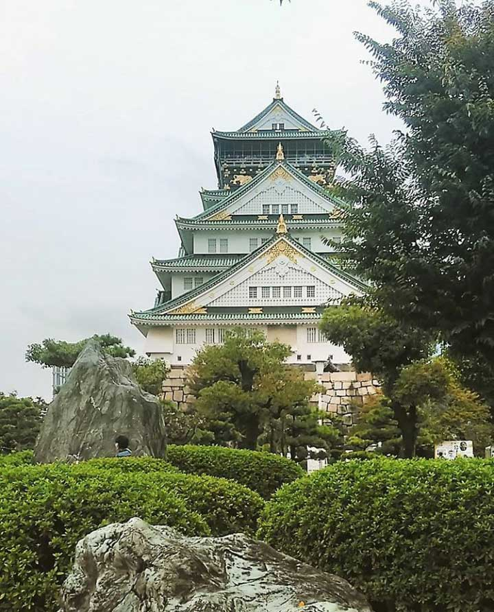 Osaka Castle - 6 Must See Japan Tourist Attractions - Christobel Travel
