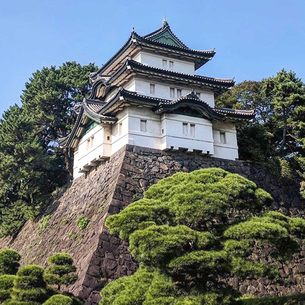 Imperial Palace Tokyo - 6 Must See Japan Tourist Attractions - Christobel Travel