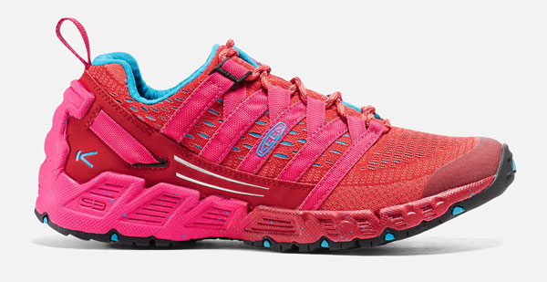 trendy hiking shoes