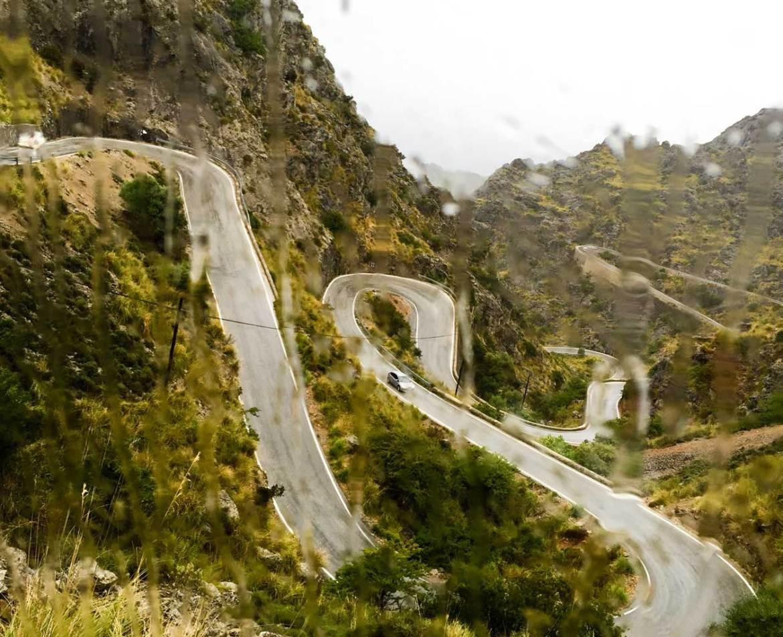 Road to La Calobra - Daytrip from Palma de Mallorca to Escorca, La Calobra & Soller - Christobel Travel
