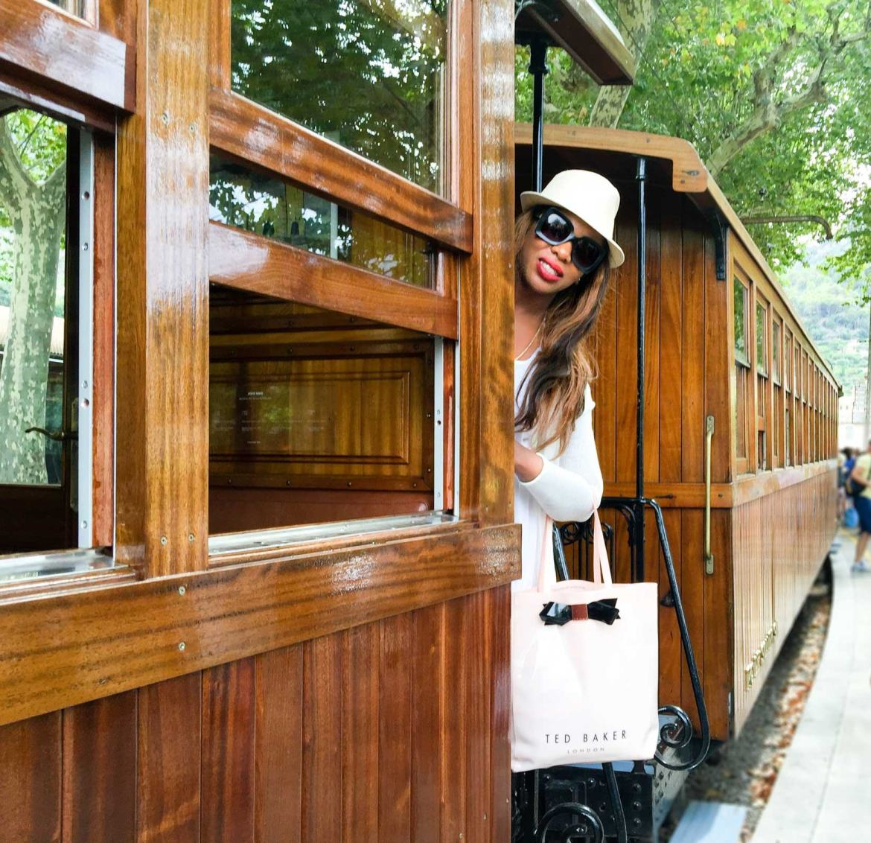Town of Soller & the Soller Wooden Train - Daytrip from Palma de Mallorca to Escorca, La Calobra & Soller - Christobel Travel