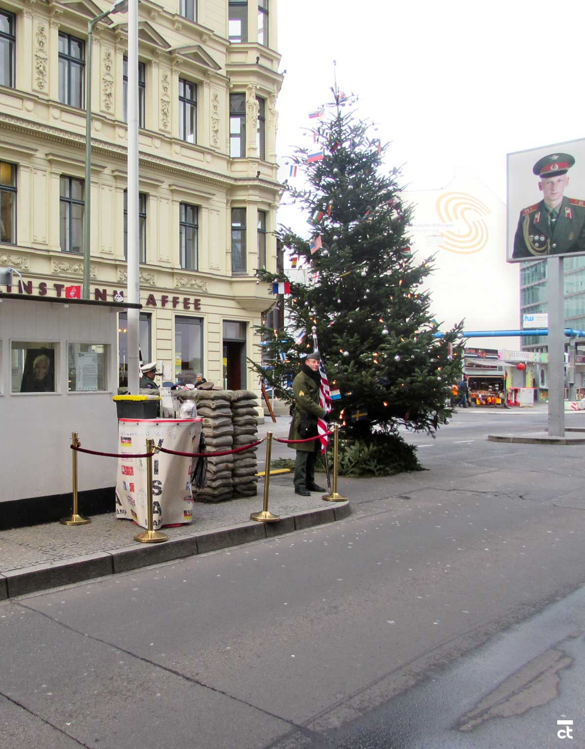 CHECKPOINT CHARLIE - BERLIN TRAVEL GUIDE: 55 Things to Do in Berlin, Germany