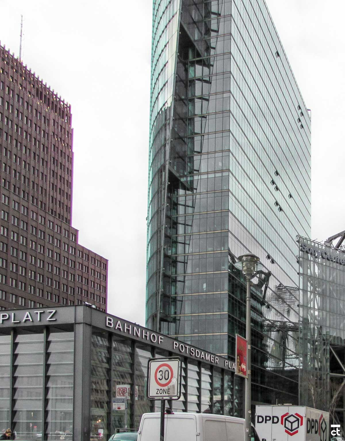 POTSDAMER PLATZ - BERLIN TRAVEL GUIDE: 55 Things to Do in Berlin, Germany