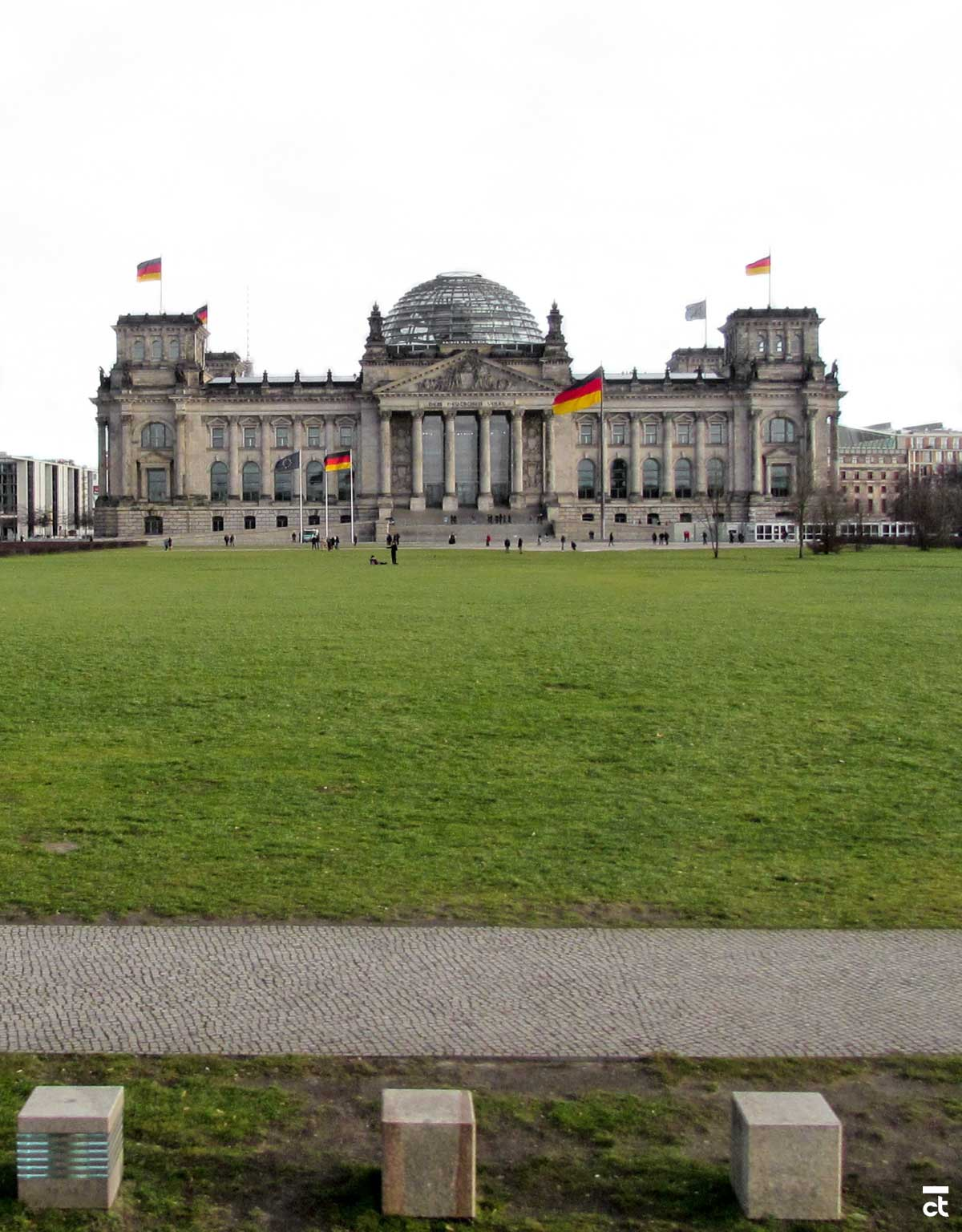 REICHSTAG & GOVERNMENT QUARTER - BERLIN TRAVEL GUIDE: 55 Things to Do in Berlin, Germany