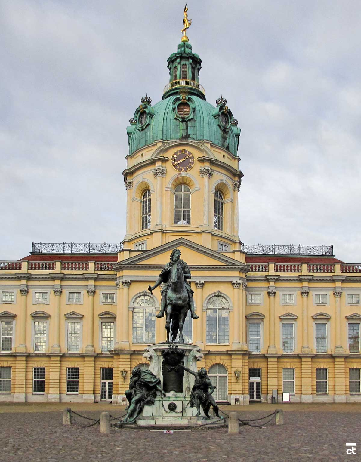 SCHLOSS CHARLOTTENBURG - BERLIN TRAVEL GUIDE: 55 Things to Do in Berlin, Germany