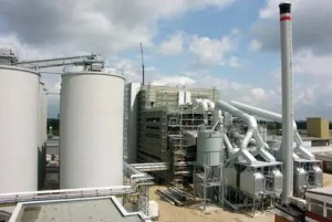 Biomass power plant construction | CHRISTOF INDUSTRIES
