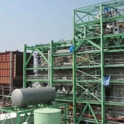 Biomass-Fired Power Plant Meidensha, Thailand - Christof