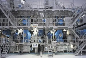 Anlagenbau – Papier- und Zellstoffindustrie