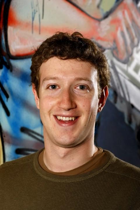 Lebe ohne Wecker: Mark Zuckerberg schläft gerne aus - bleibt dafür aber auch mal was länger im Büro.