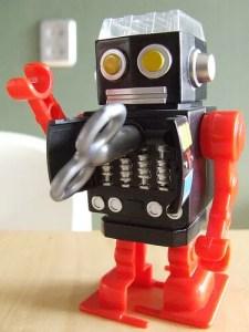 Un robot de recherche ??