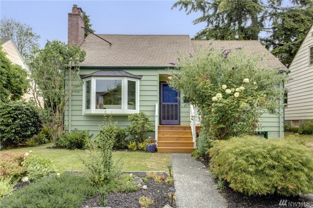 This Ballard Beauty is located at 7351 Mary Ave NW in Seattle, WA and is listed by Team Diva with Coldwell Banker BAIN.