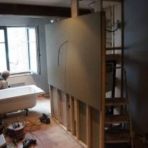 1504 Chênée - Rénovation salle de bains - Chantier 3