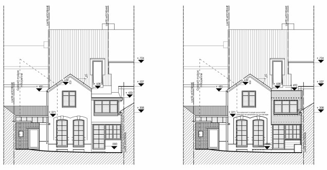 D:Architecte1504 LAUSBERGPLAN15 12 09 - 1504 Plan PU Façade