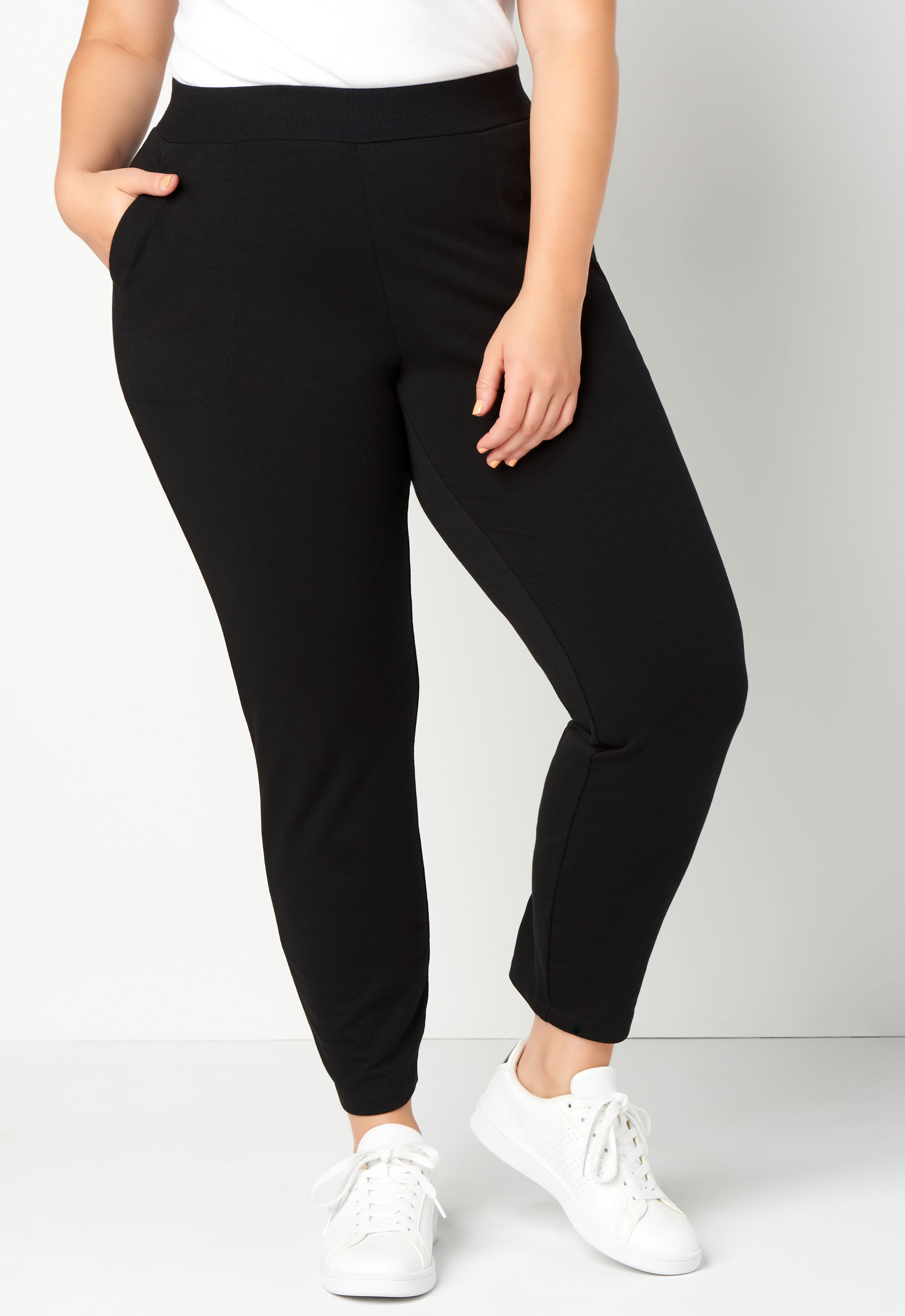 Pull-On Ankle Pant 3