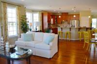 How to Decorate Your Open Floor Plan  Christopher Companies
