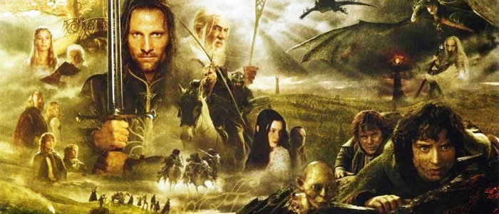 A reflective journey through Middle-earth during Lent