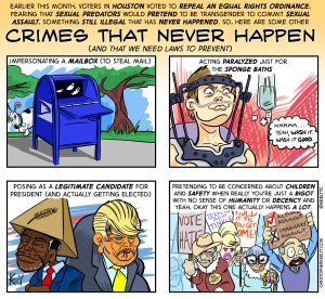 More Crimes that Never Happen - Comic by Christopher Keelty