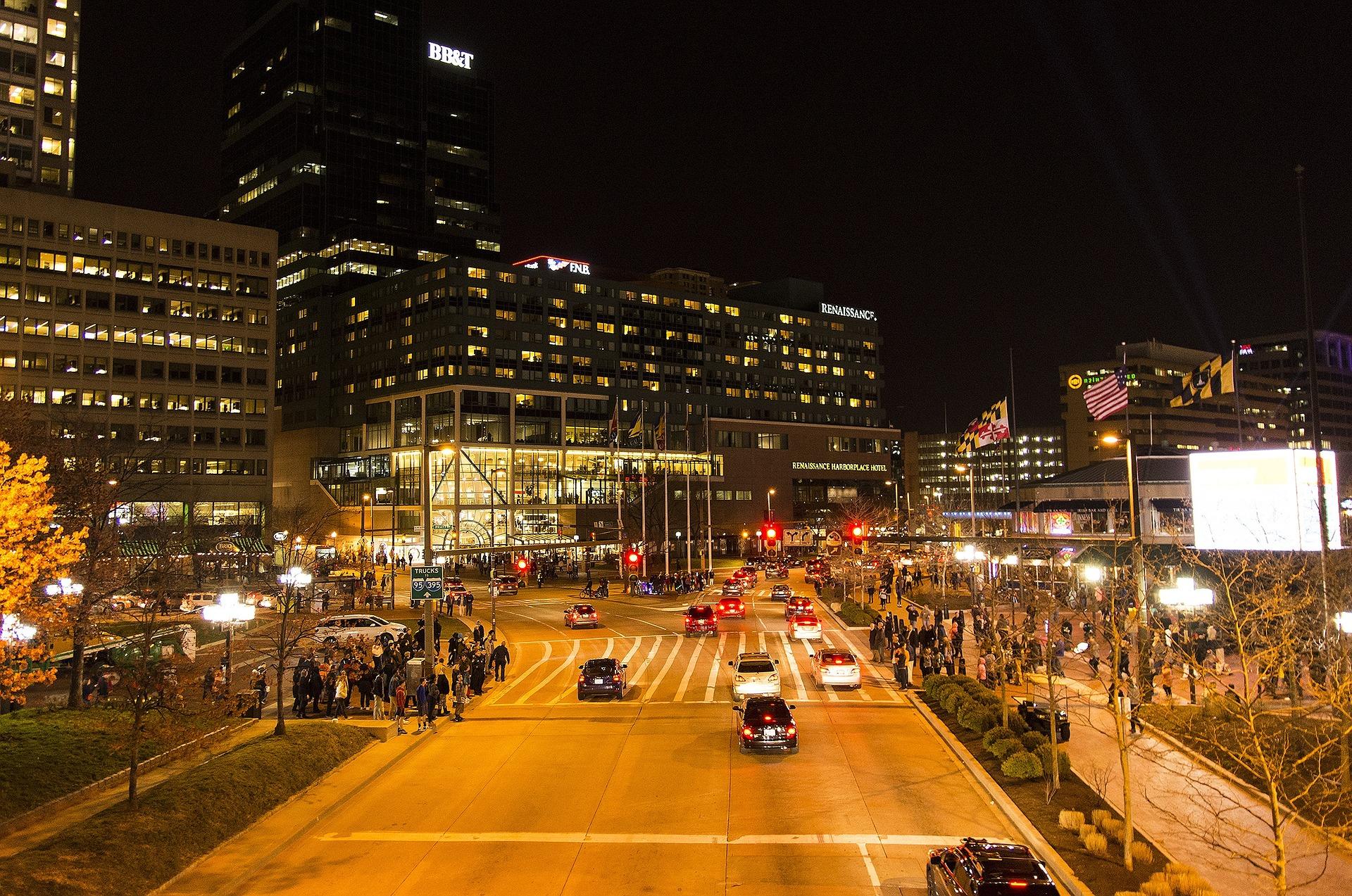 Pratt and Light Streets