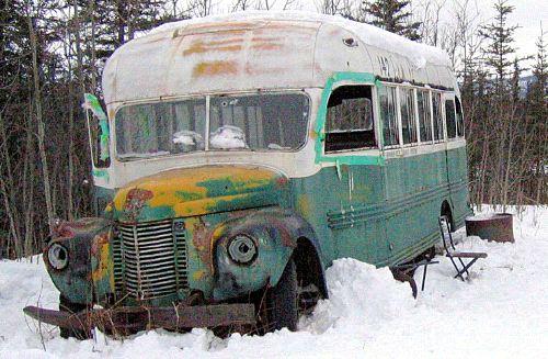 Christopher McCandless bus 142