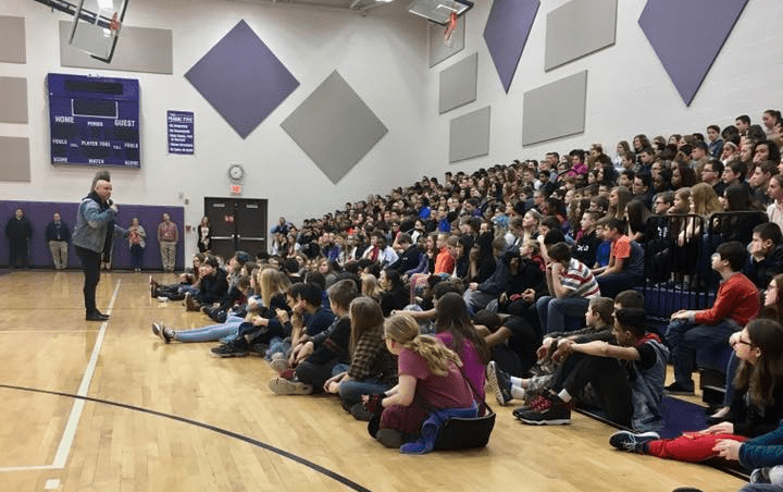 Follow-up From Barberton Middle School!