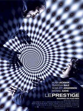 Affiche française de Le Prestige