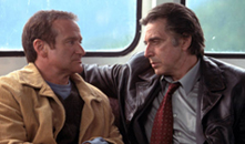 Robin Williams et Al Pacino dans Insomnia
