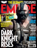 Couverture Bane du magazine Empire spécial The Dark Knight Rises