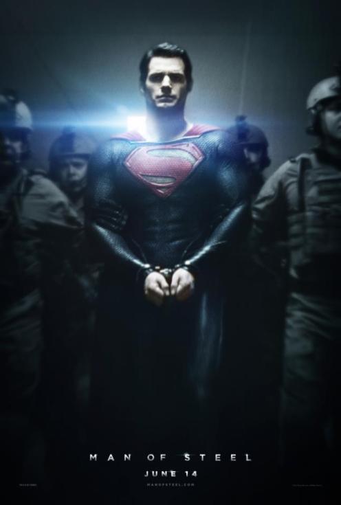 Deuxième affiche de Man of Steel