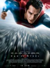 Affiche définitive de Man of Steel en français