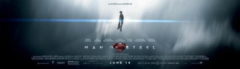 Deuxième bannière de Man of Steel
