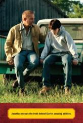 Jonathan et Clark Kent