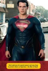 Clark Kent devenu Superman