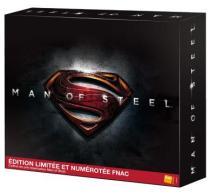 Coffret de pré-réservation de Man of Steel