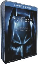 La trilogie The Dark Knight en Blu-ray