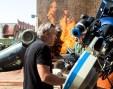 Wally Pfister sur le tournage de Transcendence