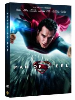 Man of Steel en DVD