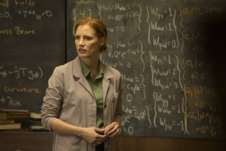 Jessica Chastain dans Interstellar
