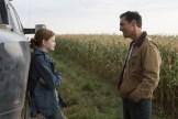 Murphy (Mackenzie Foy) et Cooper (Matthew McConaughey) dans Interstellar