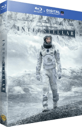 Blu-ray français d'Interstellar