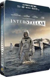 Ultimate Edition d'Interstellar (exclusivité Fnac)