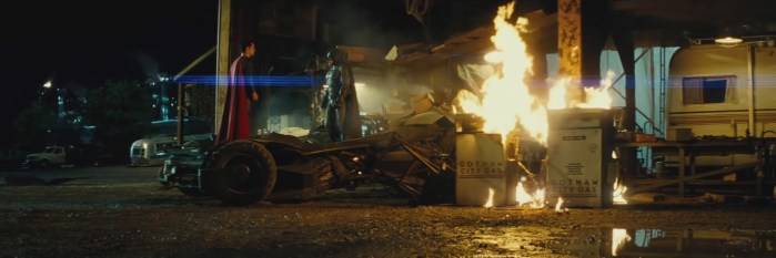 Batman v Superman : Images officielles et bande-annonce