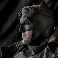 Photo de Batman du désert dans Batman v Superman