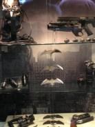 L'équipement de Batman dans Batman v Superman
