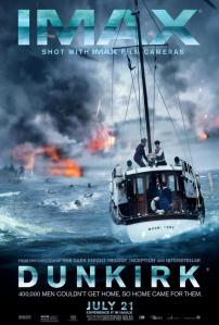Affiche IMAX de Dunkerque