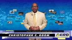 """Christopher C. Odom in """"Airborne Unlimited"""""""