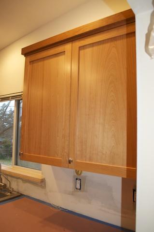 Kitchen remodel, final stretch