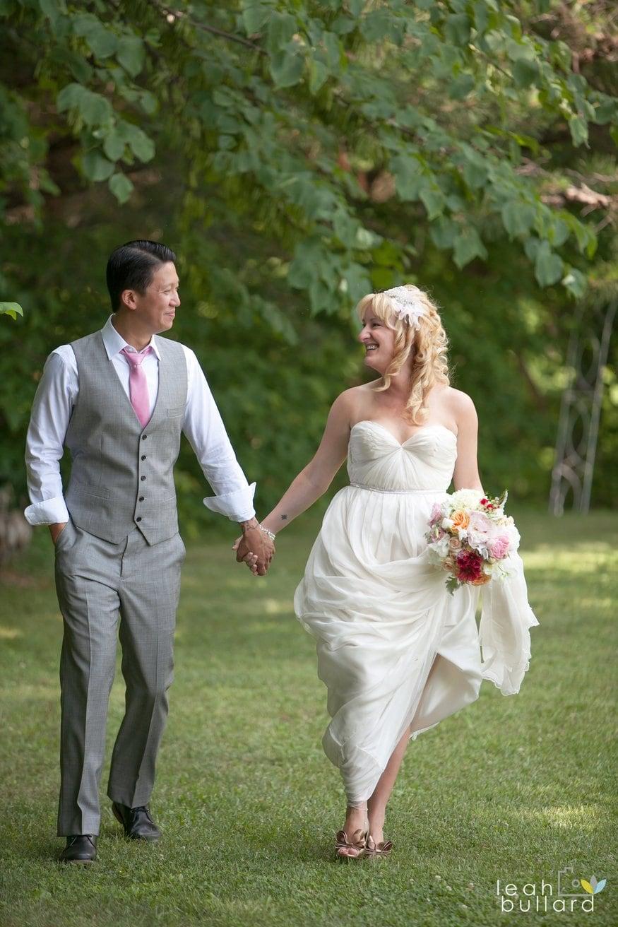 Smoky Mountain Outdoor Wedding - Christopher Place